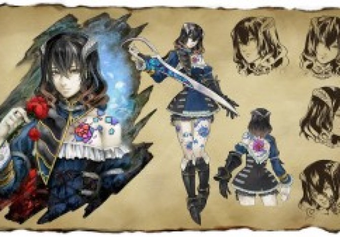 Bloodstained Artwok 03