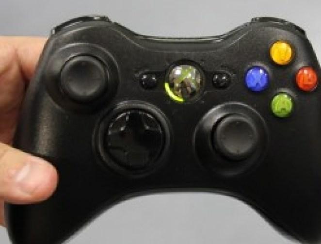 controle de Xbox 360 003