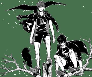 Haikyuu - Main Character 02