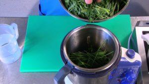 Chlorofyl bereiding bladgroenkorrels natuurlijke kleurstof