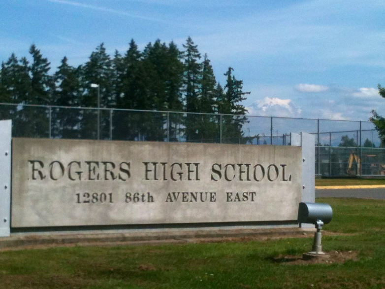 Rogers High School in Puyallup