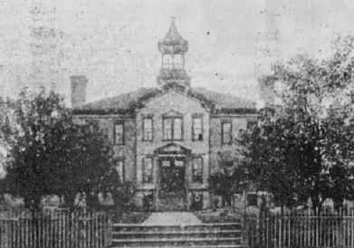 Old Central School Puyallup Washington