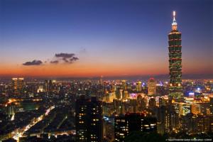 Taipei Tower Credit:  Taipei Financial Center Corp.