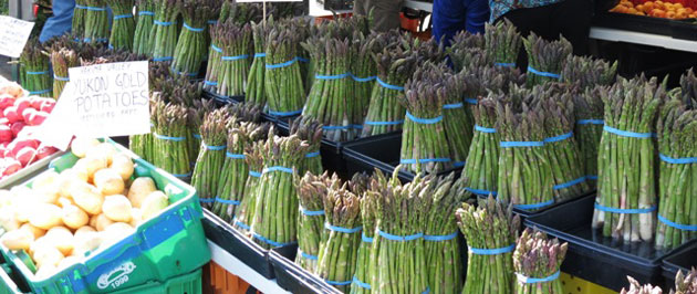 Farmers Market in Puyallup Washington