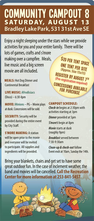 Puyallup Campout Flyer 2016