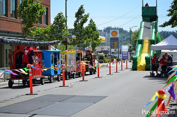City of Puyallup Meeker Days Festival Photo