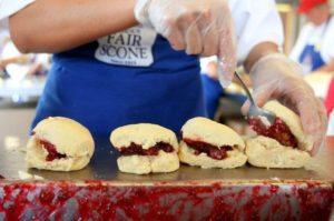 Fair scones