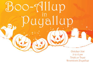 Puyallup Halloween 2016