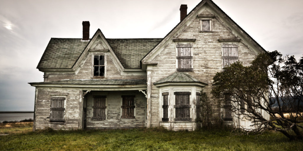 Haunted Houses nearby Puyallup