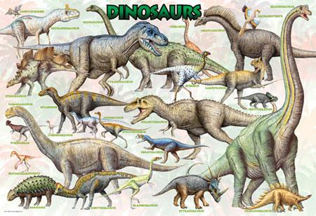 Eurographics 6001 0098 Dinosaurier Der Kreidezeit