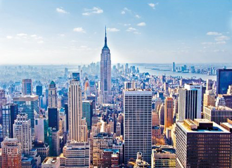 Fall In Nyc Wallpaper 3d Jigsaw Puzzle Empire State Building 569 Puzz3d