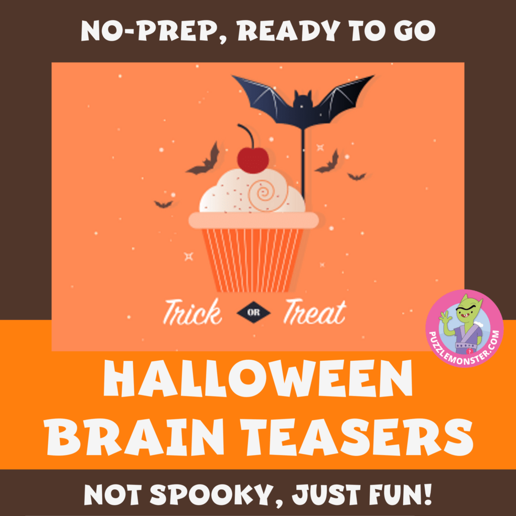 Halloween Activities For Middle School