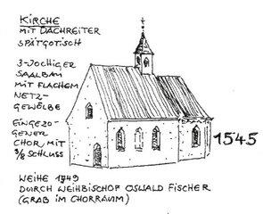 Pfarrverband St. Korbinian: Friedhofskirche St. Maria