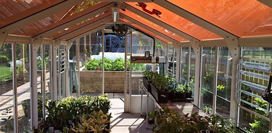 Thin Film Amorphous Silicon Greenhouses Begin To Sprout Pv Magazine International