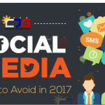 6 Social Media Behaviors You Need To Avoid In 2017 – An [Infographic]