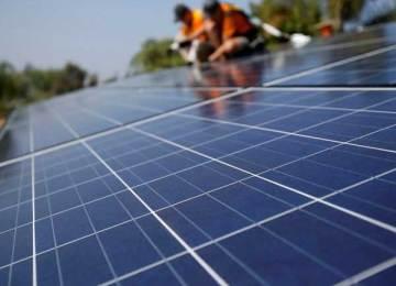 Top 10 U.S. states leading in cumulative solar capacity, Q2 2018
