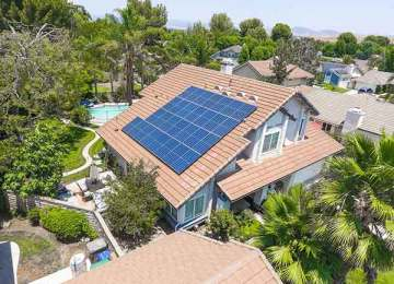 4 tips for installing solar photovoltaic panels on a new construction