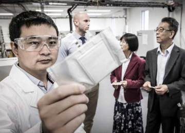Storing solar with cheaper option to lithium-ion: sodium-ion batteries
