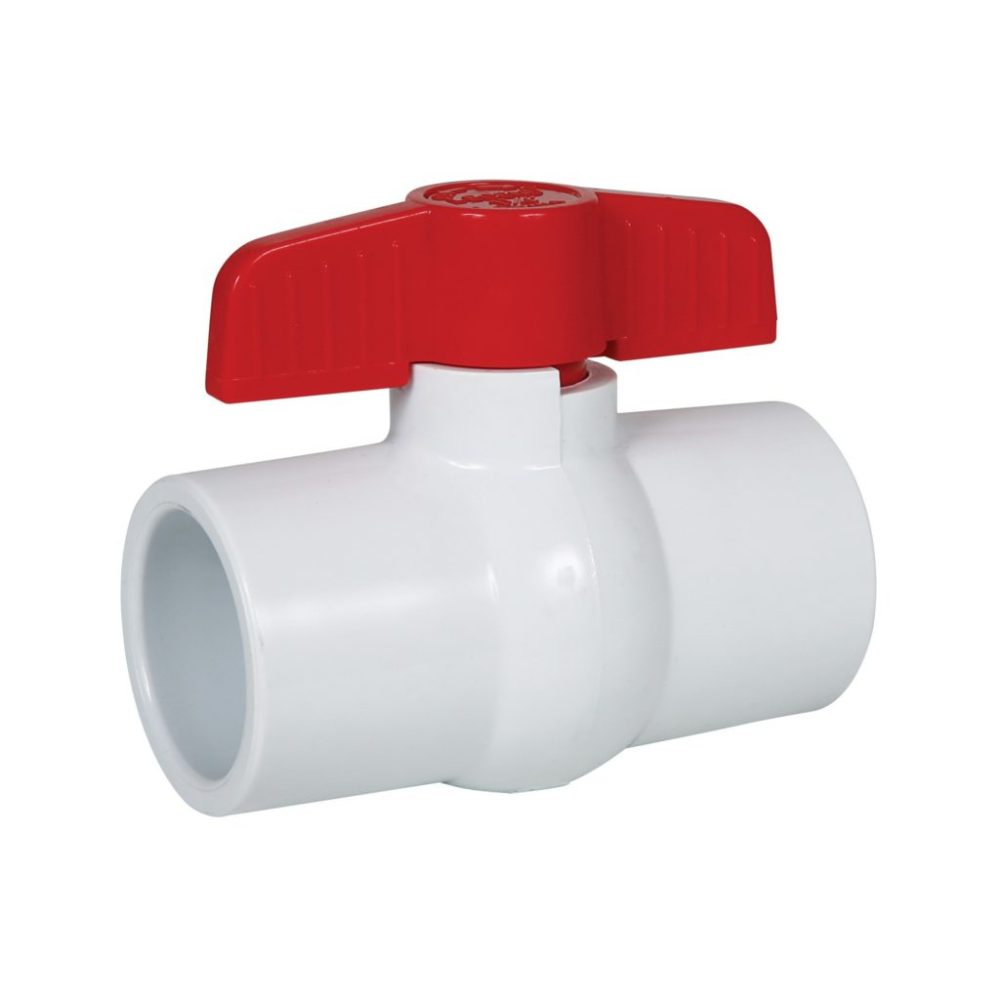 medium resolution of traditional pvc ball valve socket ends