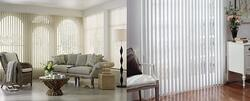 PVC Vertical Blinds Made to Measure  PVC Rigid Vertical