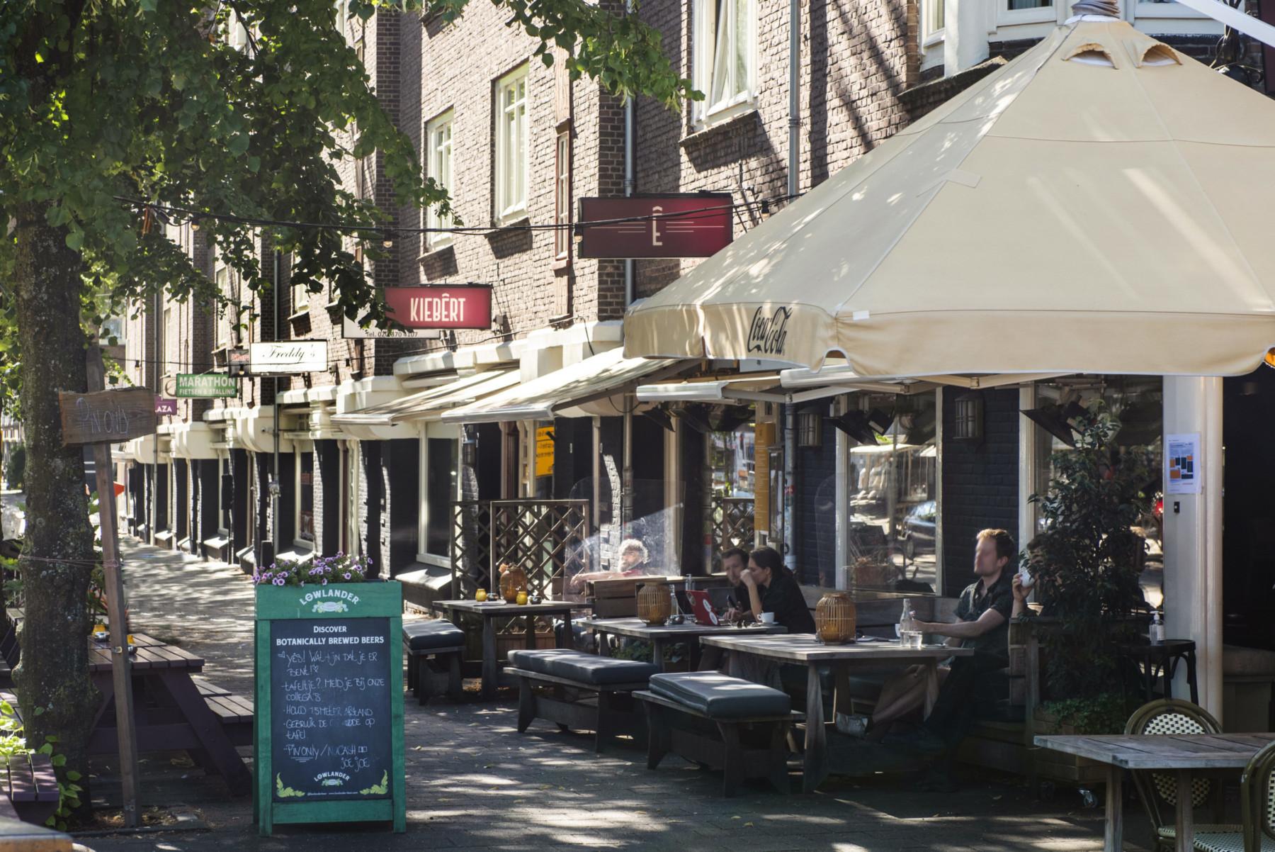Marathonweg amsterdam on schlouk map with all info: Marathonweg 15, Amsterdam - P van den Bosch Bedrijfsmakelaars