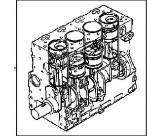 Perkins 1000 Series Engines Perkins 1004 Engine Parts