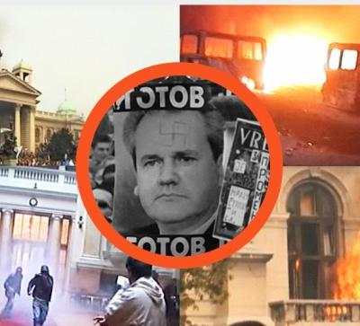 Peti oktobar: Dan kada je otišao Slobodan Milošević