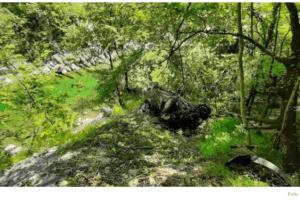 Kolašin: Tijelo Mojkovčanina pronađeno u smrskanom automobilu