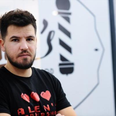 Ostvarenje sna Alena Demirovića: Dječak iz dedinog salona postao frizer fudbalskih zvijezda
