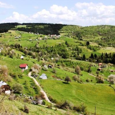 Vraneškom dolinom do sela Kozica (FOTO)