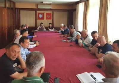 Održan sastanak sa predstavnicima Fudbalskog kluba