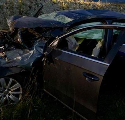 Crni dan na crnogorskim putevima: Pet saobraćajnih nesreća, dvoje poginulih