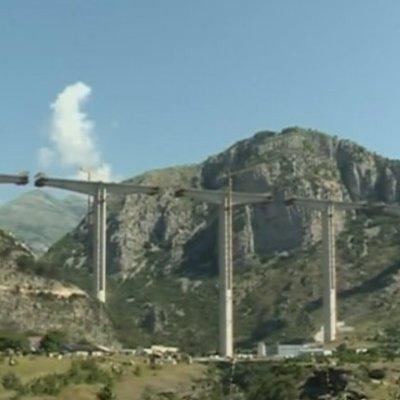 Ovih dana spajanje mosta Moračica