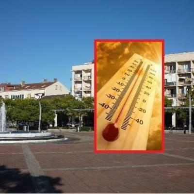 Stiže nam NAJTOPLIJI VIKEND ovog ljeta: PAKLENE temperature u Crnoj Gori, +40 STEPENI