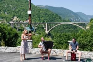 Muzika pored mosta na Đurđevića Tari: Pretposljednji dan festivala Wild Beauty Art obilježila dva zanimljiva koncerta