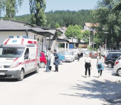U Opštoj bolnici u Pljevljima posle saobraćajne nesreće podlegao povredama  podgoričanin