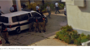 Petorica zatvorenika pokušala da probiju zid i pobjegnu iz zatvora u Mostaru