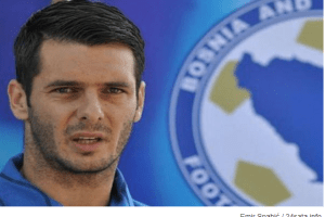 Emir Spahić teško povrijeđen u saobraćajnoj nesreći kod Trebinja