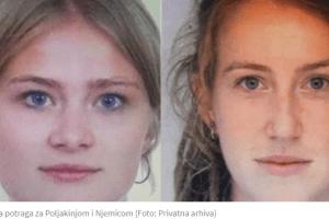 Poljakinja i Njemica pronađene iznad Vusanja