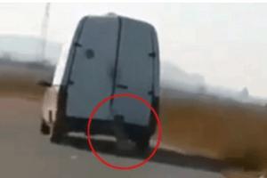 Uhvaćen vozač kombija smrti! Pustio ljude da se udave u rijeci, a on pobjegao