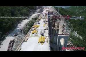 Ovako sada izgleda gradilište autoputa