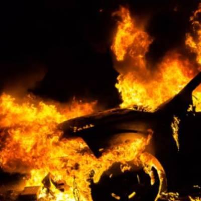 U Pljevljima zapaljeno  vozilo, sumnja se da je požar podmetnut
