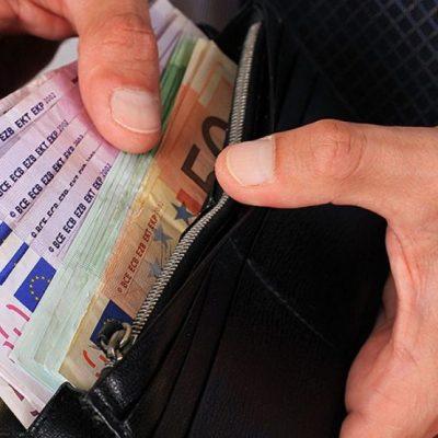 Prosječna plata u julu iznosila 511 eura