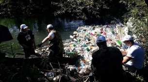 Uspješno realizovana akcija sakupljanja plastičnog otpada iz Ćehotine