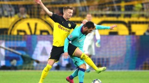 Šampion pao u Napulju, Dortmund zaustavio Barsu, šou Salzburga