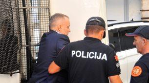 Vujošević negirao krivicu, određeno mu zadržavanje do 72 sata