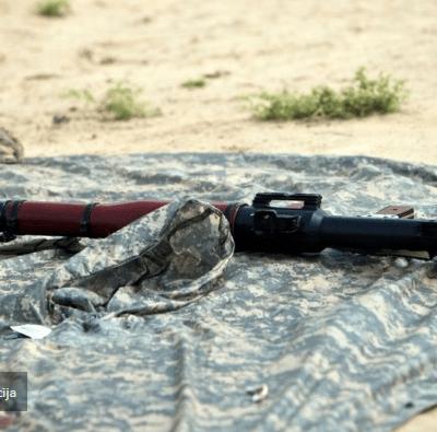 Ručni raketni bacač trag do bombaša iz Njegoševog parka