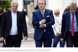 Suđenje Mugoši: Vještaci ostali kod nalaza da je Glavni grad oštećen za 6,7 miliona eura