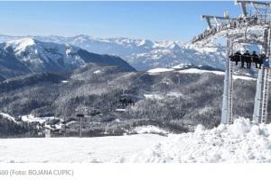 Vlada ulaže devet miliona za izgradnju još jedne žičare na skijalištu Kolašin 1600