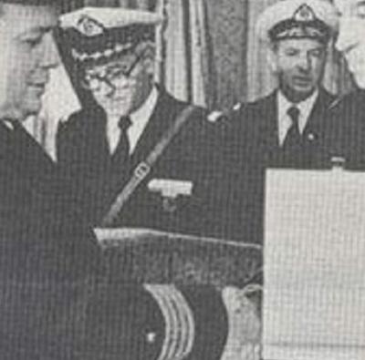 Admiral Vladimir Barović-časni čovjek u vremenu bez časti
